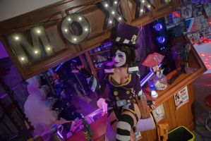Moxxi's Bar - Well hello by Enasni-V