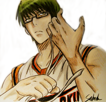 Midorima by Kinemesi