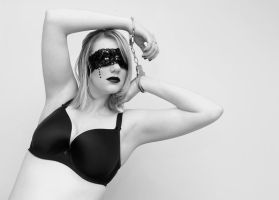 Shivvy Sequin Blindfold 03 by stphq