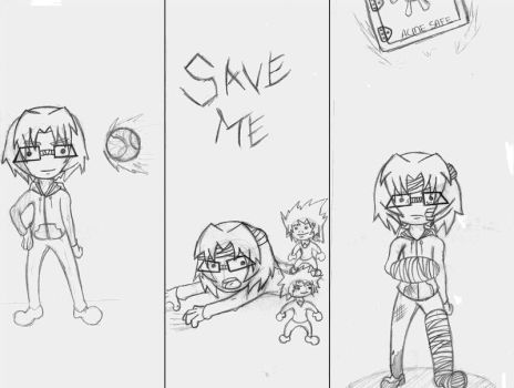 See03 Save Me by zombiedustroyer