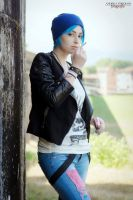 Life is Strange - Chloe - Trust no one by Kiara-Valentine
