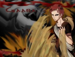 N_Wallpaper_Gaara by AnitsircCAF