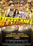 WWE FASTLANE 2016 POSTER by DS951