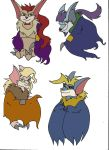 Silverwing Characters by Draco6767