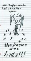 the dance of the ants by the-dormouse