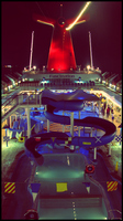 Lido Deck - Night by aanoi