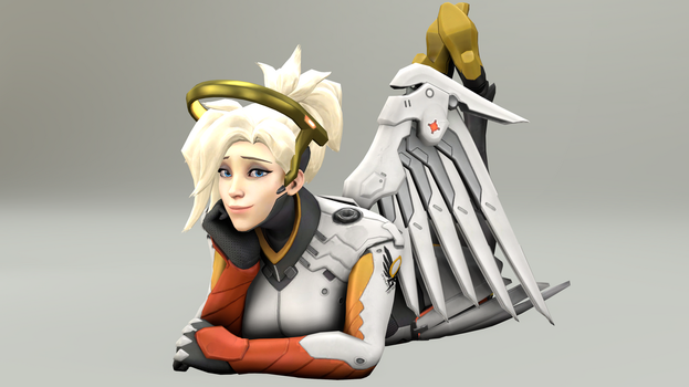 Relaxed Mercy (4K) by CJWong34