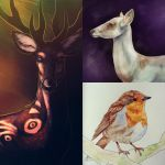 Small collection of Critters by wispwolf