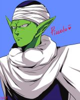 DB - Piccolo by LotusMartus