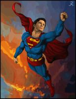 Superman (Full) by SpideyVille