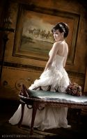 Lonely Bride by NickySetiadi