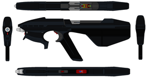 Assault Phaser rifle mk 8 by bagera3005