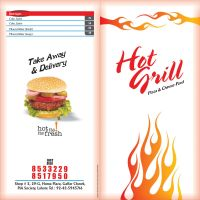 Hot Grill Menu by aa3