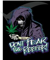 Don't Fear The Reefer by darquem