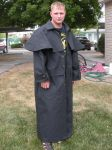 Duster coat for my husbands Harry Dresden cosplay by Seras-Loves-Master