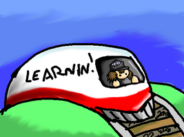 Using knowledge to advance in the journey by pie-lord