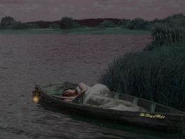 The Lady of Shalott by Queen-of-the-Saps