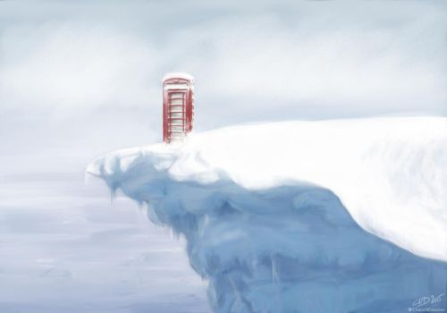 Red One: ICE by ChaosNDisaster