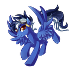 Blue Blaze by XNightMelody