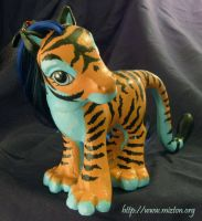 My Little Tiggy by Cehualli