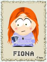 Fiona, Princess of Amber by madnesslab