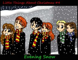 Xmas Special Day Four: Harry Potter by BlueSeptember