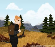 Last one there is a Nord! by Sharquelle