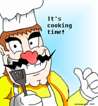 Wario: It's cooking time by Ikyro94