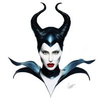 Maleficent by Micklezs