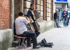 Jazz Buskers by daliscar