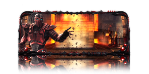 Mortal Kombat Sign by Luciano246BR