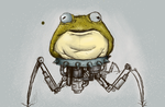 CyberToad  unfinished by STINKTHELAND