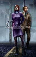 Silver: The Governors by scarypet