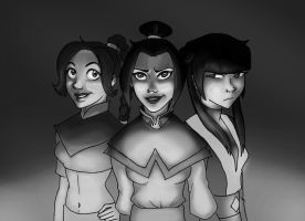 Mean Girls by BehindtheVeil