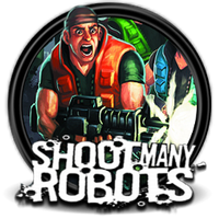 Shot Many Robots - Icon by DaRhymes