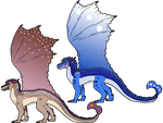 Reefwing Adopts! by AngelicaPopsicles