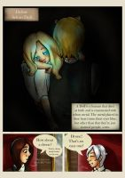 The Timepiece Doll: Page 12 by Tennessee11741