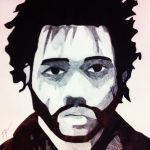 The Weeknd by AleexArrt