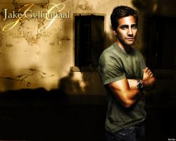 - Jake Gyllenhaal - Wallpaper by marty-mclfy
