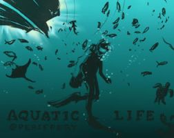 Aquatic Life by periffery