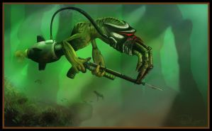 Oddworld - Scout Patrol by PaulMaguire