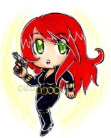 Black Widow by CuddlyCapes