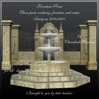 Fountain by CherishedMemories by TUBE-TRADERS