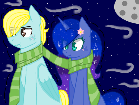 Cold Night by TwiheartK