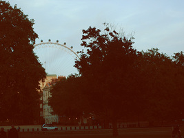 London Eye 2 by damnedlotus