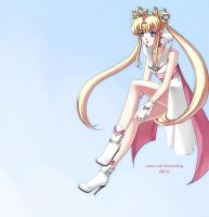 Sailor Moon Remake by Omen-of-SilverWing
