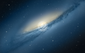 Elementary OS - Space Wallpaper by KAYOver