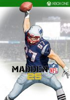 Gronk Madden Cover by Bowsky