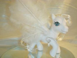 My Little Pony Purity Pegasus by colorscapesart