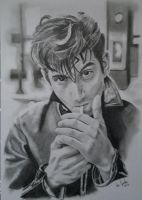 Alex Turner(arctic monkeys) by LeeGord